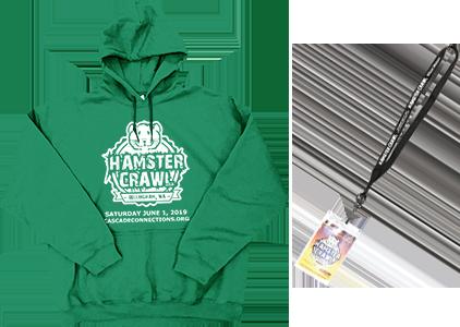 kelly green hoodie