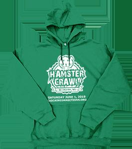 kelly green hoodies