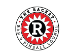 the racket bar & pinball lounge